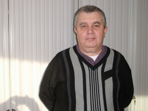 Councillor Mick Chewings